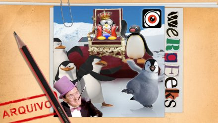 Ultrageek 13 (WeRgeeks) – Pinguins!