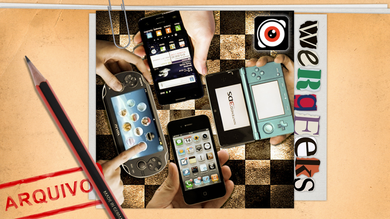 Ultrageek #54 (WeRgeeks) – Portáteis vs. Smartphones