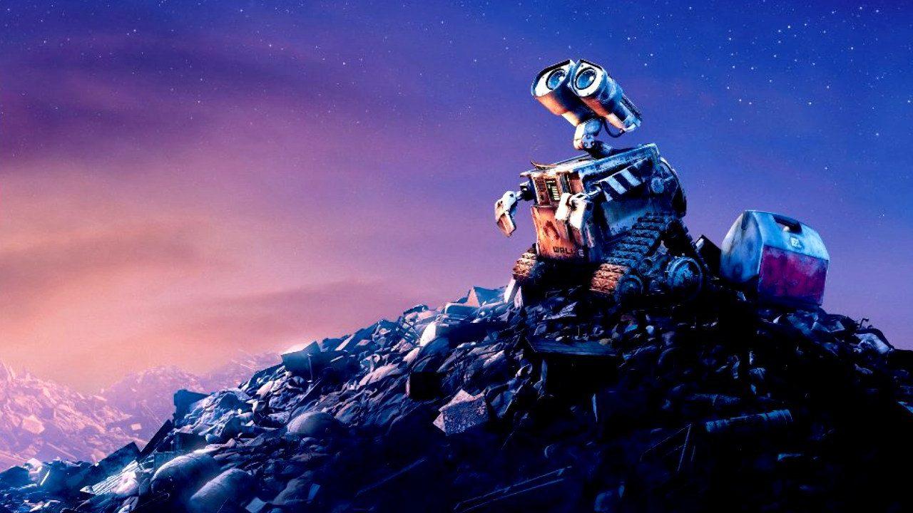 Filmes Geeks – Wall-E