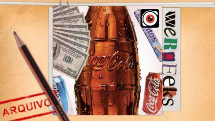Ultrageek 57 (WeRgeeks) – História: Coca-Cola