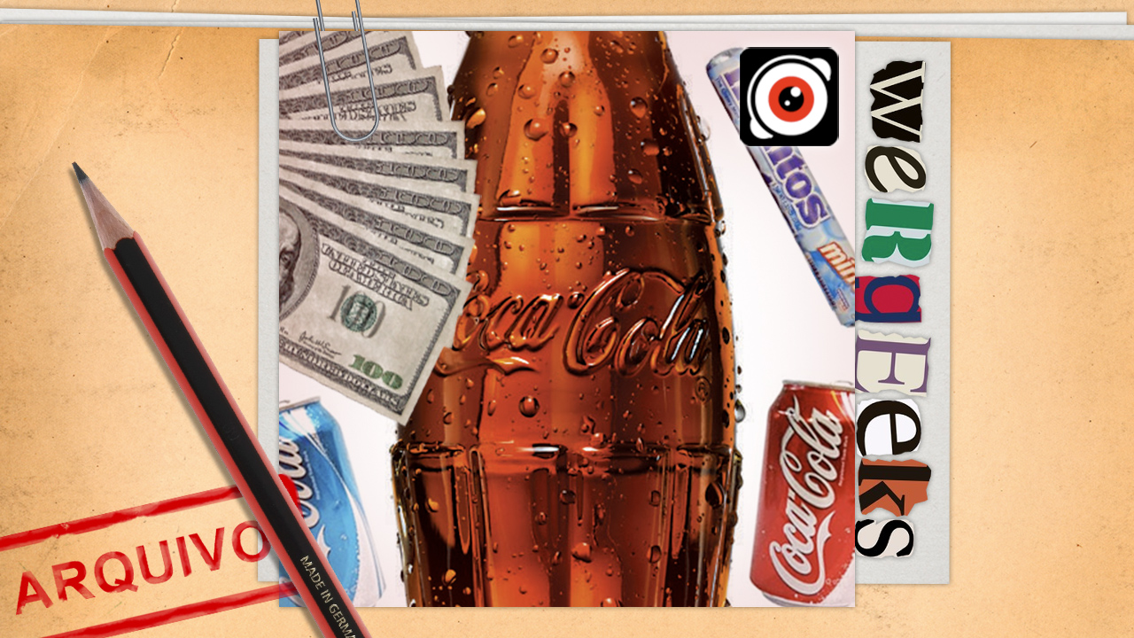 Ultrageek #57 (WeRgeeks) – História: Coca-Cola