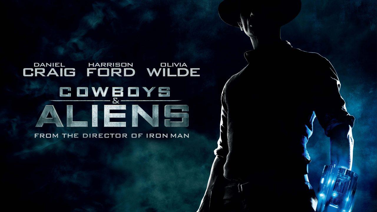 Filmes Geeks – Cowboys & Aliens