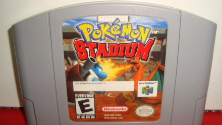 Eu JOGUEI Pokemon Stadium!