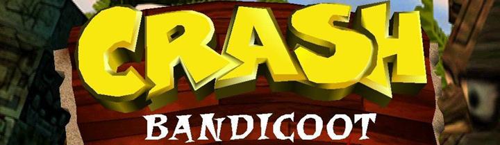 EU JOGUEI Crash Bandicoot!