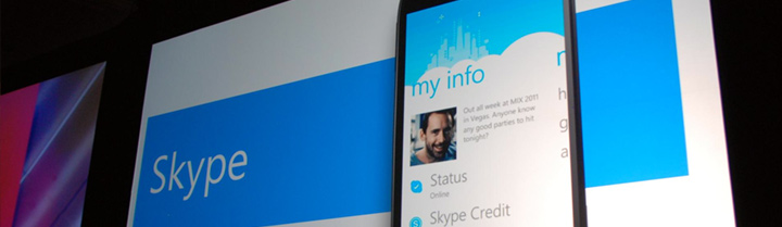 Instalando o Skype no Windows Phone