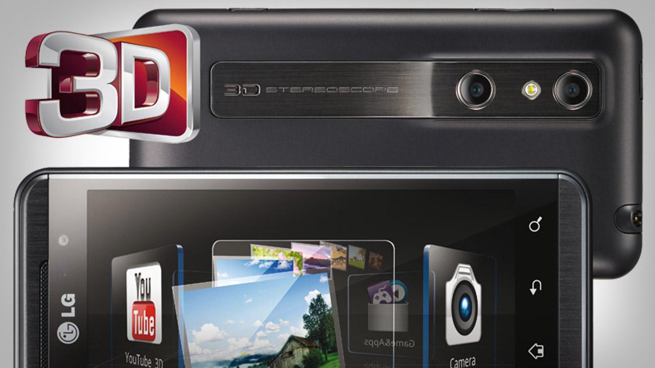Promoção: LG Optimus 3D