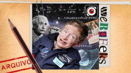Ultrageek 71 (WeRgeeks) – Stephen Hawking