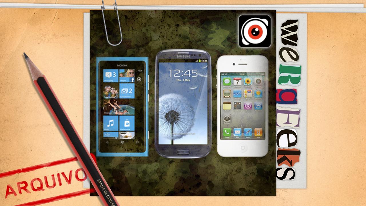 Ultrageek #73 (WeRgeeks) – Smartphones 2012