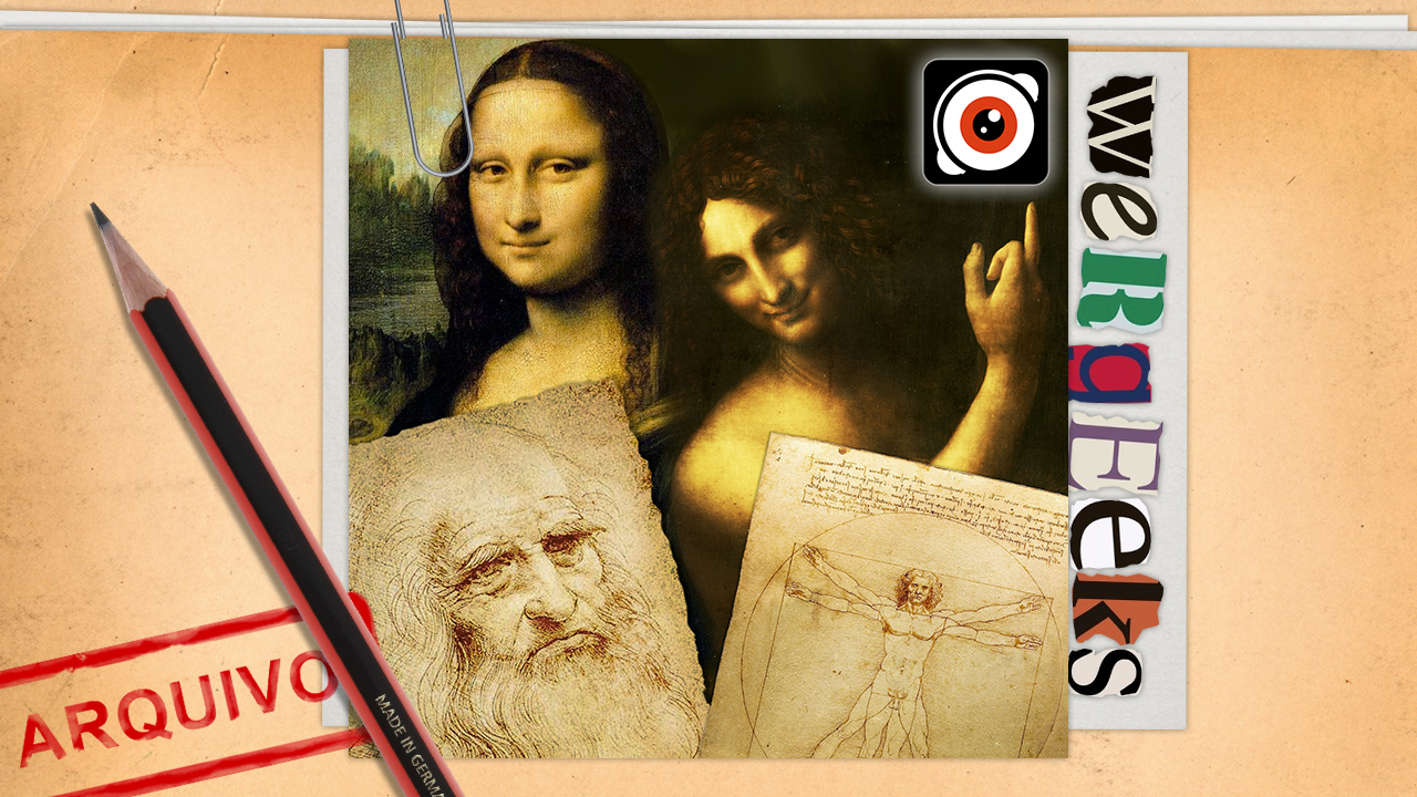 Ultrageek #75 (WeRgeeks) – Leonardo Da Vinci