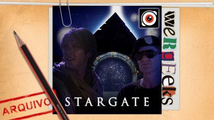 Ultrageek 76 (WeRgeeks) – Stargate