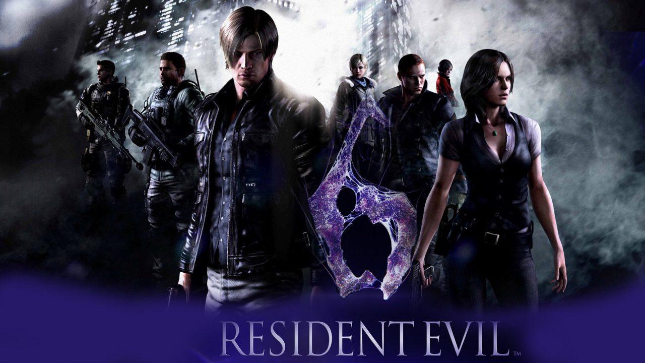 EU VOU JOGAR Resident Evil 6