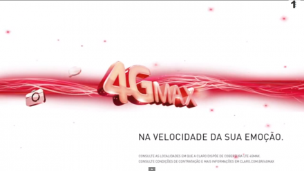 EU QUERO internet 4G MAX