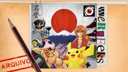 Ultrageek 84 (WeRgeeks) – Japão