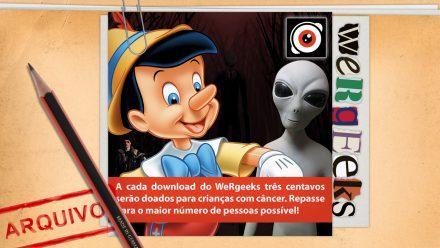 Ultrageek 89 (WeRgeeks) – Farsas na Internet