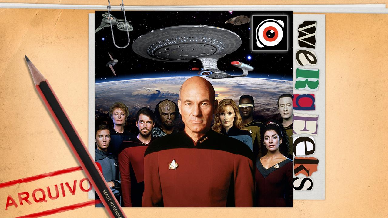 Ultrageek 90 (WeRgeeks) – Star Trek: A Nova Geração