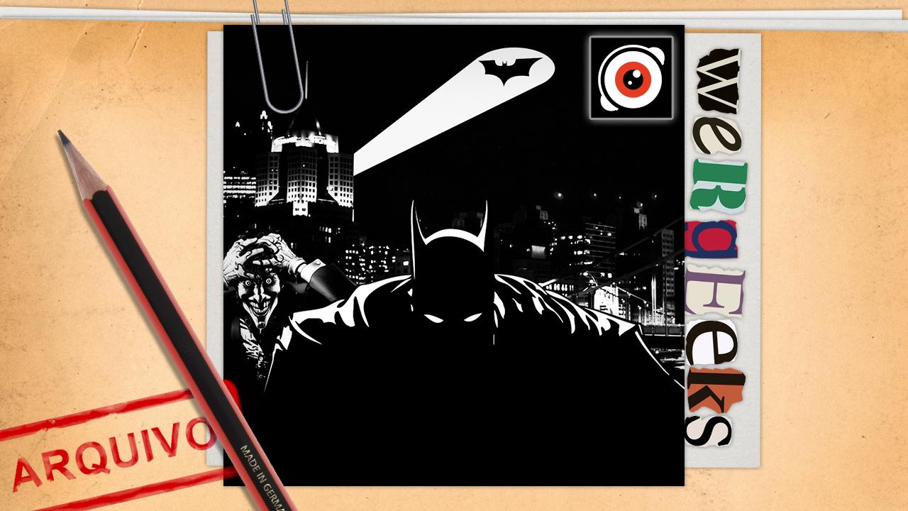 Ultrageek #93 (WeRgeeks) – Batman: A origem