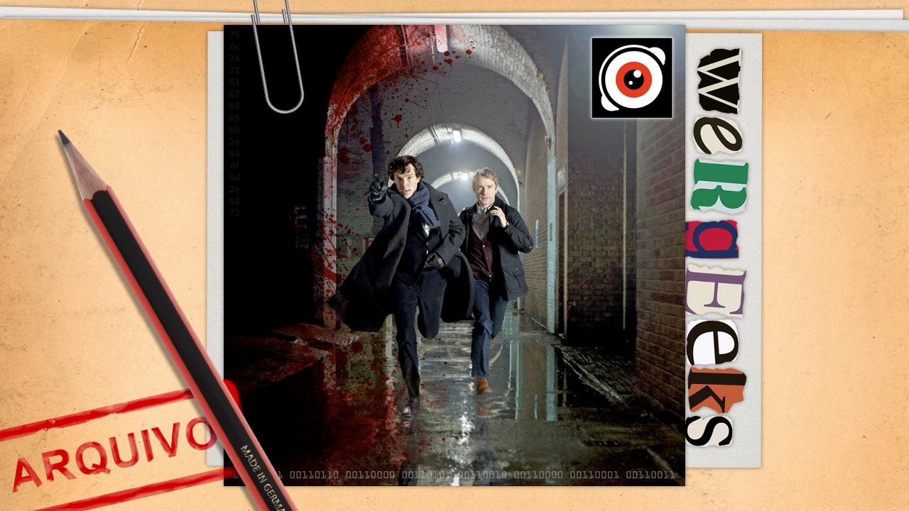 Ultrageek #96 (WeRgeeks) – Sherlock!