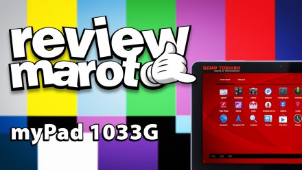 Review Maroto – Tablet STi myPad