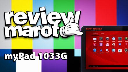 Review Maroto – Tablet STi myPad