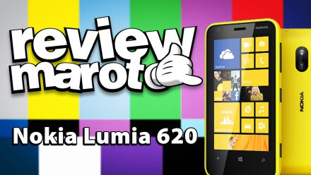 Review Maroto – Nokia Lumia 620