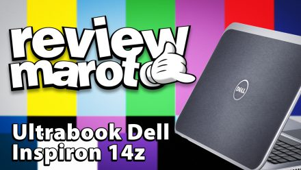 Review Maroto – Ultrabook Dell Inspiron 14z