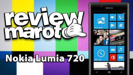 Review Maroto – Nokia Lumia 720