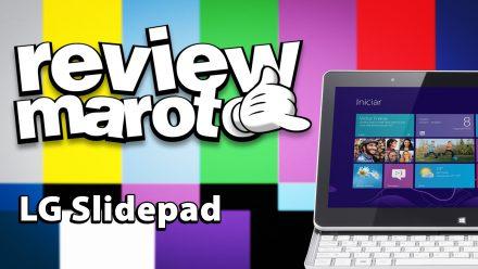 Review Maroto – LG Slide Pad