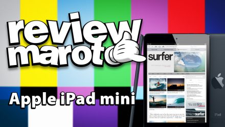 Review Maroto – iPad Mini