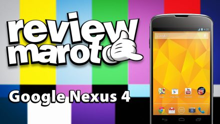 Review Maroto – Nexus 4