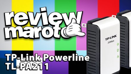 Review Maroto – TP-LINK Powerline TL-PA211