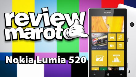 Review Maroto – Nokia Lumia 520