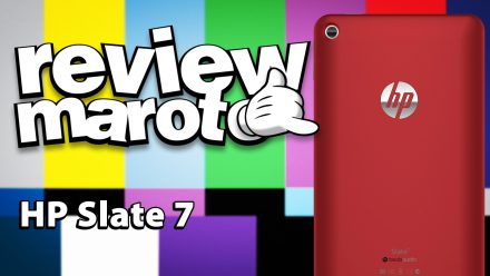 Review Maroto – Tablet HP Slate 7
