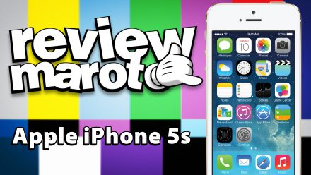 Review Maroto – iPhone 5S