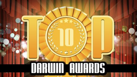 Ultrageek 122 – TOP 10 Darwin Awards