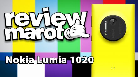 Review Maroto – Nokia Lumia 1020