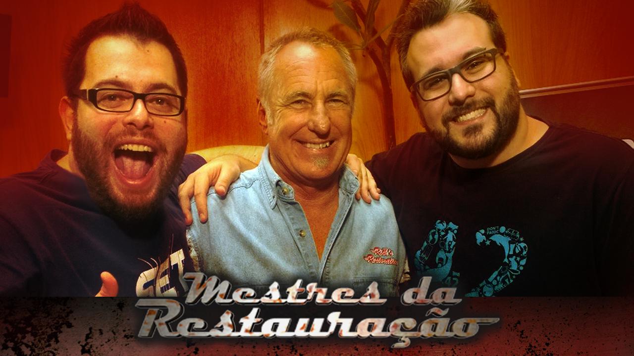 Ultrageek 147 – Mestres da Restauração (Português)