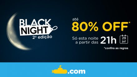 Black Night – 2ª edição