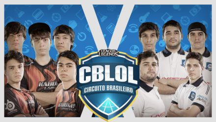 CBLOL Final 2014 – A CASA GEEK