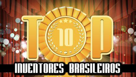 Ultrageek 157 – TOP 10 Inventores brasileiros