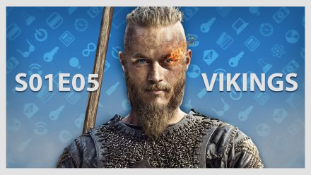 Vikings S01E05 – SÉRIES NA CASA GEEK