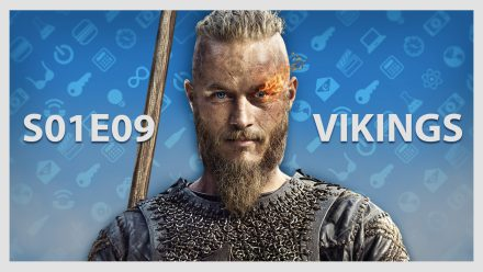 Vikings S01E09 – SÉRIES NA CASA GEEK