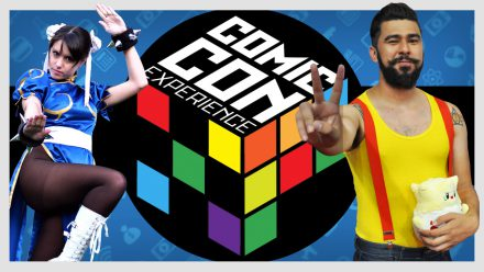 Cosplays, Xavecos e Jovem Nerd na #CCXP2014