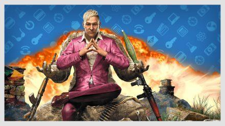 Far Cry 4 e como dobrar um lençol de elástico