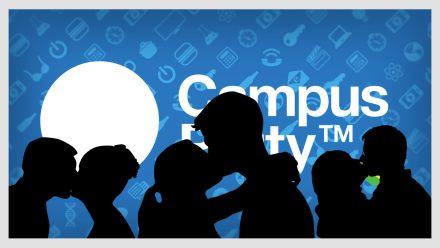 Pegação na Campus Party!