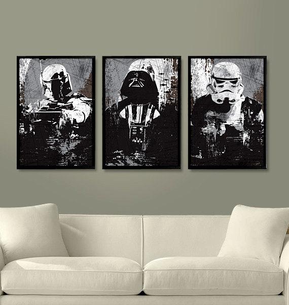 Decoração Star Wars 4