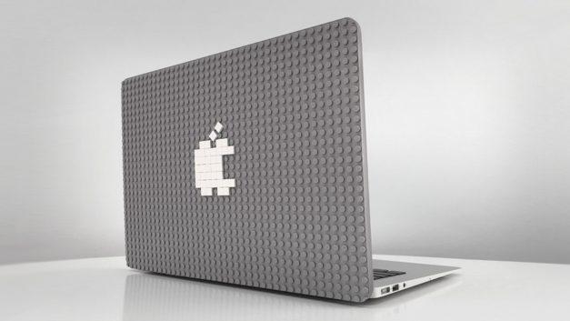 Que tal personalizar seu MacBook com LEGO?