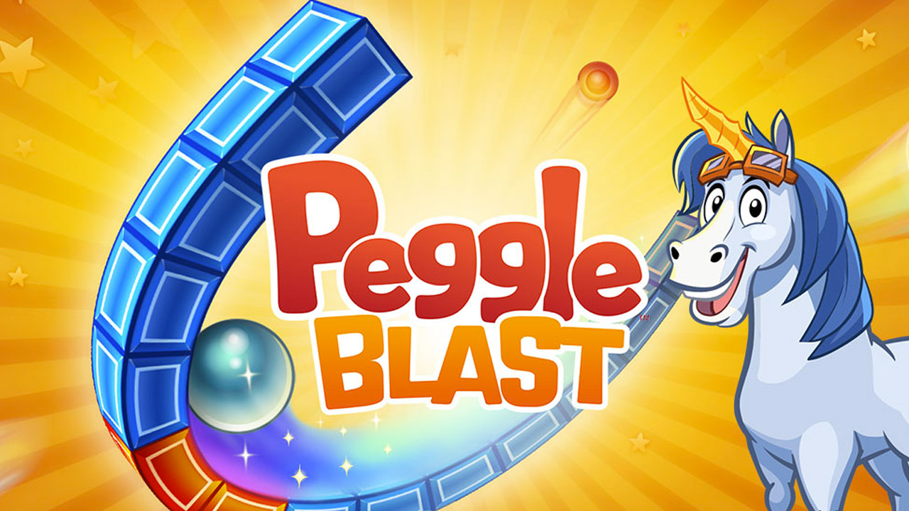 Peggle Blast, um game free e perfeito para o banheiro!