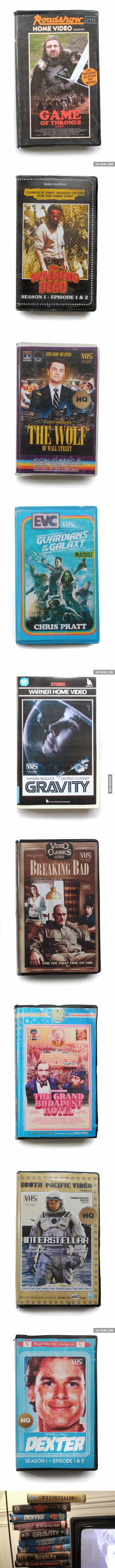 VHS Serie