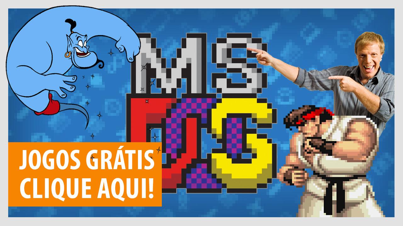 2400 Jogos grátis de MS-DOS