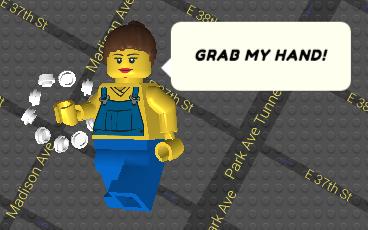 BrickStreetView-Minifig